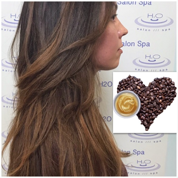 H2O Salon Spa balayage hair color trends