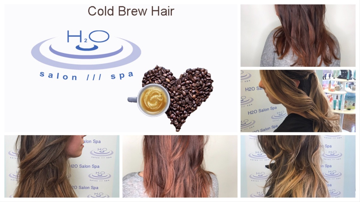 Fall For Cold Brew Hair Color Trends At H2o Salon Spa