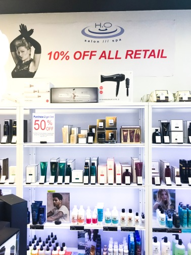 H2O Salon Spa Black Friday SALE