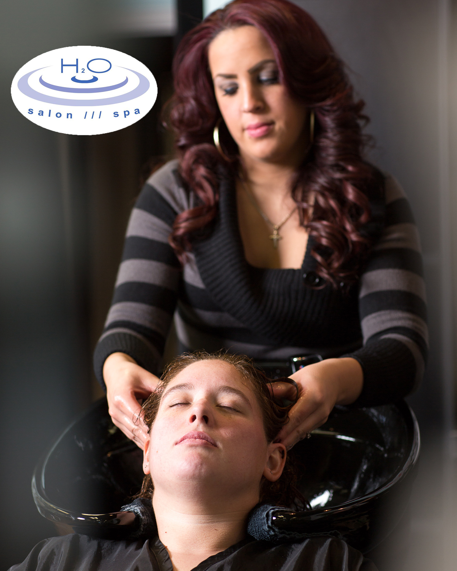 H2O Salon Spa NH hair treatment
